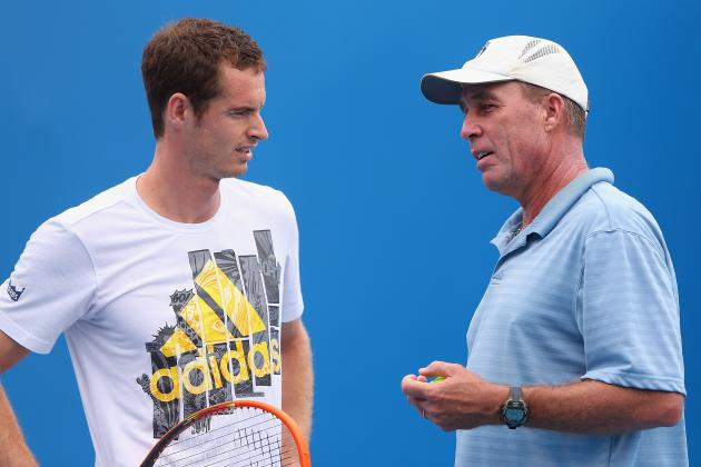 Andy Murray and Ivan Lendl Announce End to Partnership