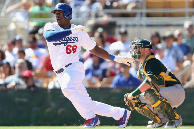 Yasiel Puig Poised to Silence All Doubters with Big 2014 Season