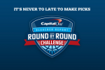 Play Our Round-by-Round Bracket Challenge!