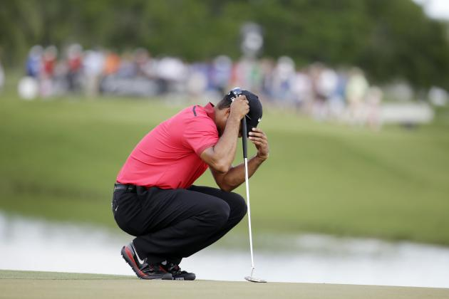 Tiger Woods Has a Long and Difficult Road Ahead of Him