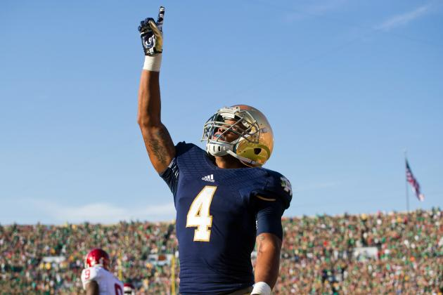 Sixteen from ND to Take Part in Pro Day
