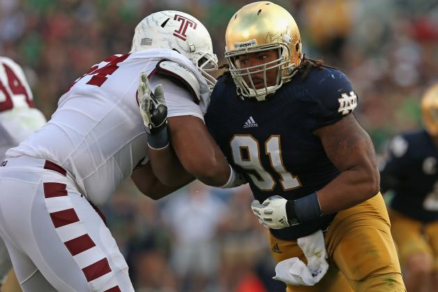 Notre Dame Hopes Sheldon Day Leads by Example