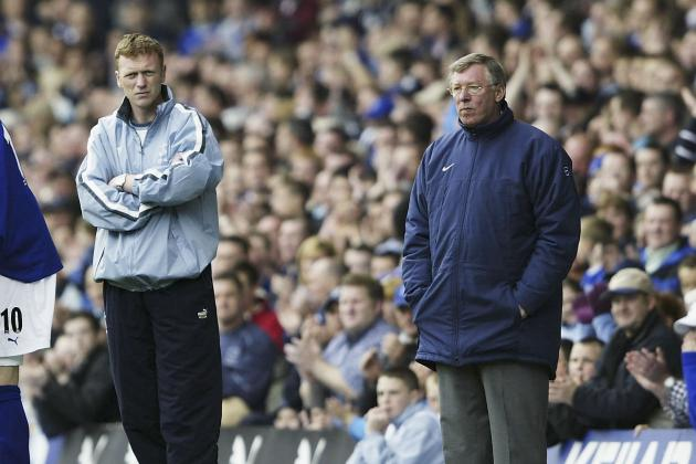 Comparing Sir Alex Ferguson's Start at Manchester United to David Moyes'
