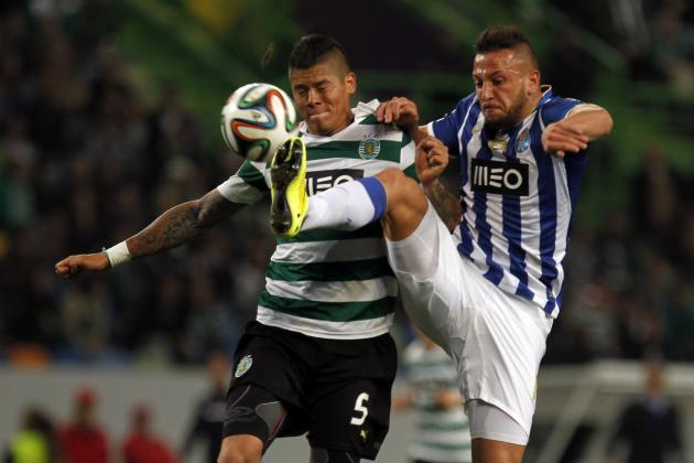 Liverpool Transfer News: Argentina Defender Marcos Rojo Worth Complex Bid