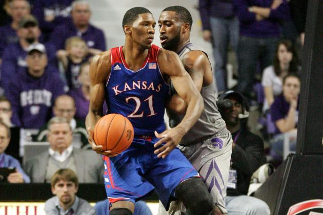 Kansas Has to Buy Time Until Injured Center Joel Embiid Is Back