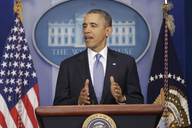 Barack Obama Bracket: Grading the President's Picks for the 2014 NCAA Tournament
