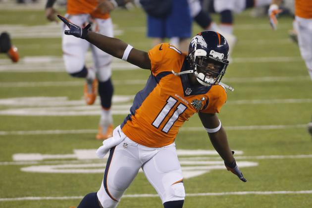 Five Things to Know About Trindon Holliday