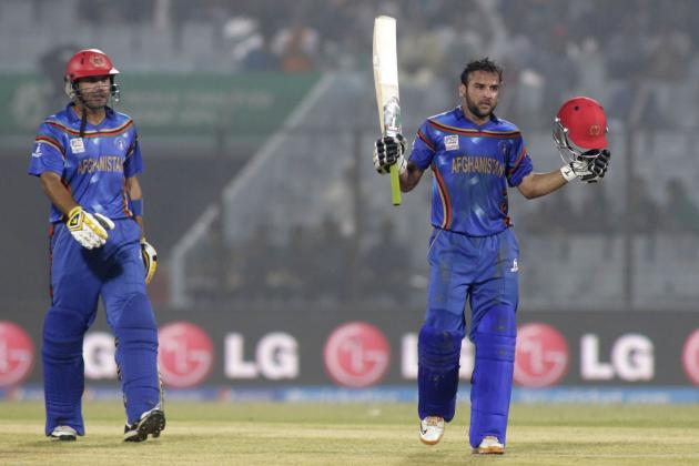 World T20 2014: Afghanistan vs. Nepal Latest Form, Key Stats and Preview