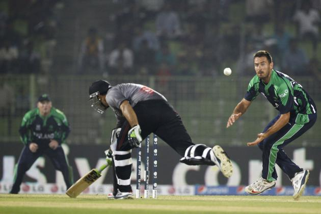 Ireland vs. United Arab Emirates, World T20: Video Highlights, Scorecard, Report