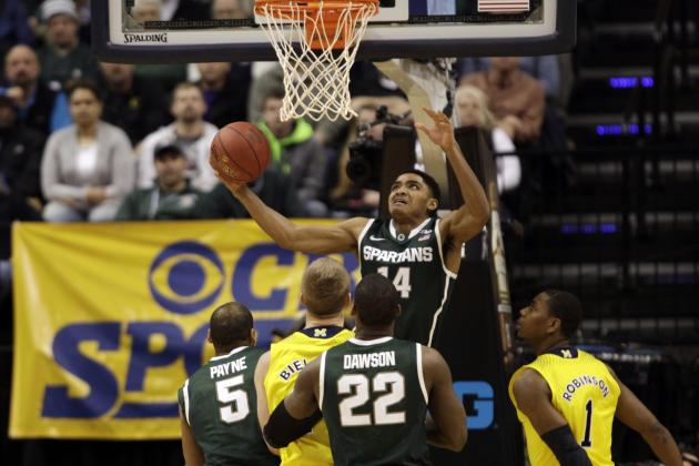 Delaware vs. Michigan State Betting Line, March Madness Analysis, Pick