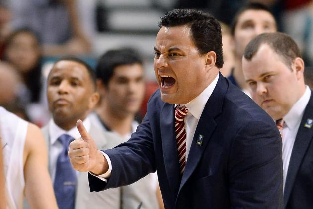 Arizona Coach Sean Miller Wary of Weber