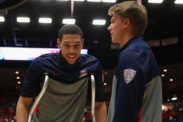 On Brandon Ashley's Injury and Arizona Basketball's NCAA Tournament...