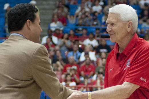 Sean Miller Filling Lute Olson's Shoes at Arizona