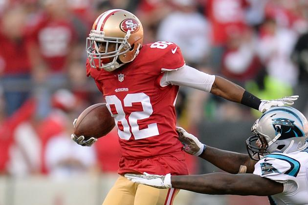 Mario Manningham Signs with New York Giants