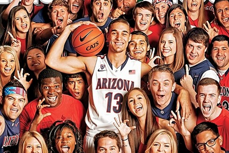 Nick Johnson Featured in Regional SI Cover