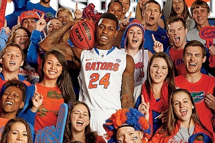 Prather Featured on Regional SI Cover