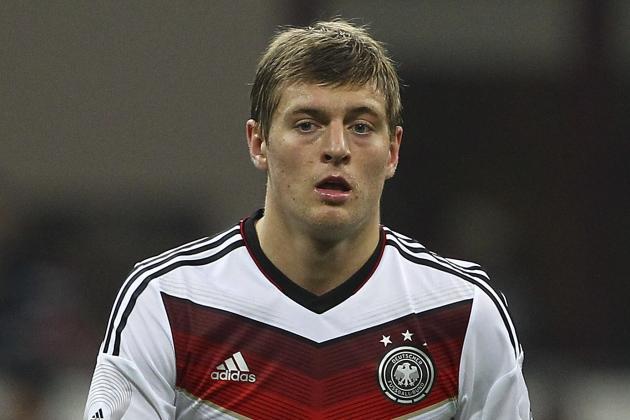 Know Your Enemy: Germany Midfielder Toni Kroos
