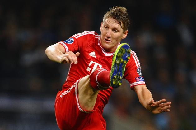 Bayern Stars Robben, Schweinsteiger Offer Endorsements