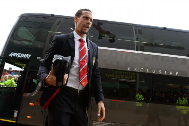 Rio Ferdinand's Magazine Error Reportedly Claims Impending Doom for David Moyes