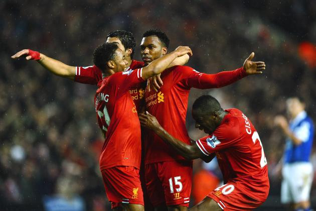Analysing the Genius of Liverpool's Suarez-Sturridge-Sterling Combination