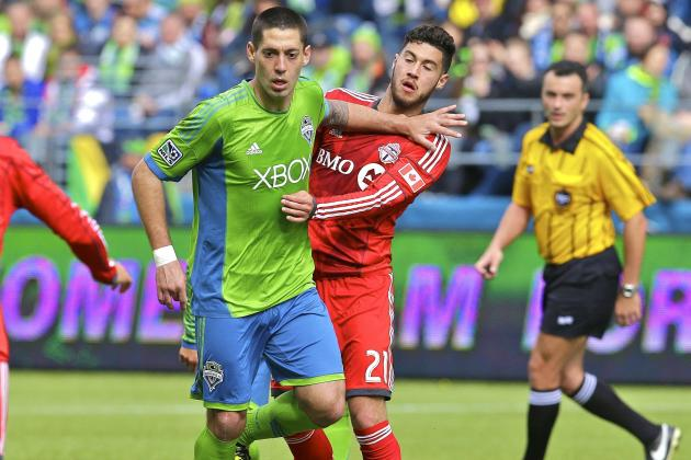 Clint Dempsey Suspended Two Matches for Punching Mark Bloom