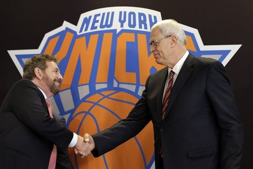NY Knicks Changed the Subject Just in Time Again