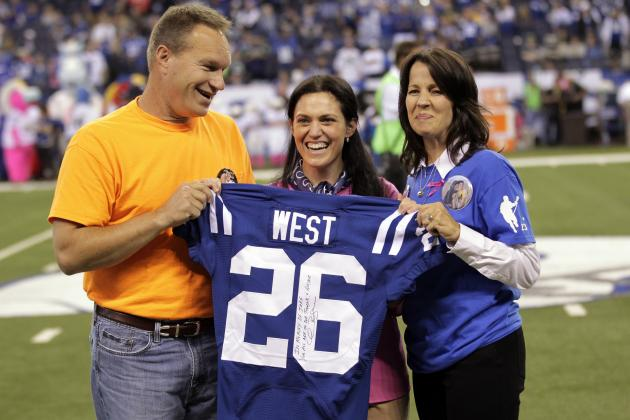 Jim Irsay's Daughter Carlie Irsay-Gordon Will Fill in During Owner's Absence