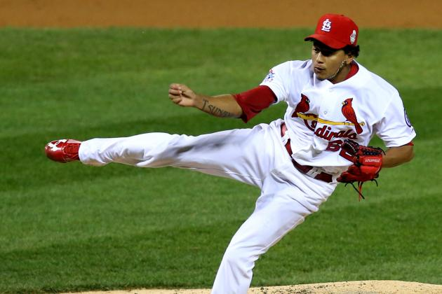 Debate: Who Should Win the Cards' 5th Starter Spot?