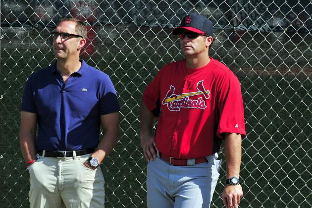 Cardinals Cut Ties with Medical Director Paletta