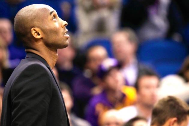 Kobe Bryant Says He Could Play Right Now If Lakers Were Contending