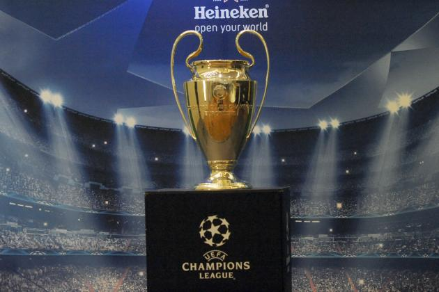 Champions League 2014 Quarter-Final Draw: Date, Time, Live Stream Info, Line-Up