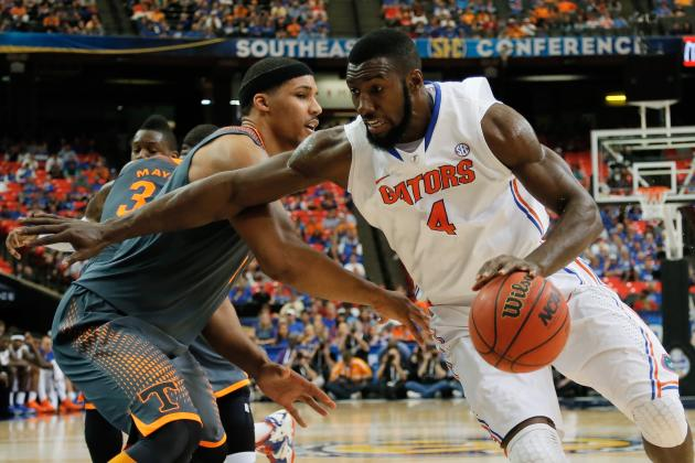 Projecting Patric Young's Final Stat Line and Blueprint for Success vs. Albany