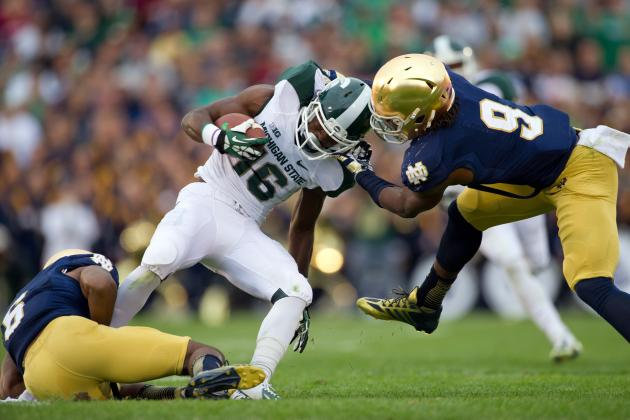 Notre Dame Football: Brian VanGorder Building Defense Around Jaylon Smith