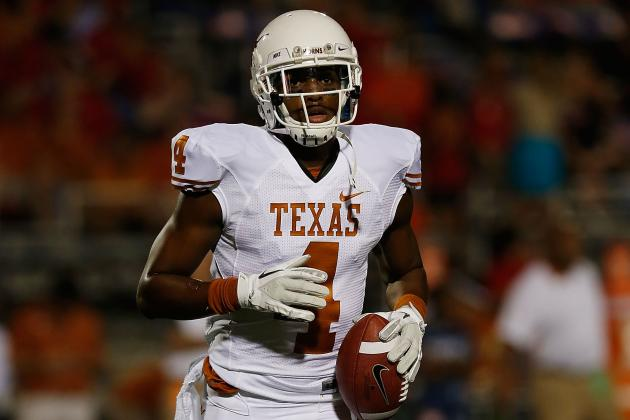 Ex-Longhorn Wide Receiver Cayleb Jones Gets Probation In...