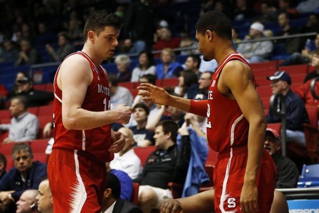 First Four: NC State Runs Past Xavier