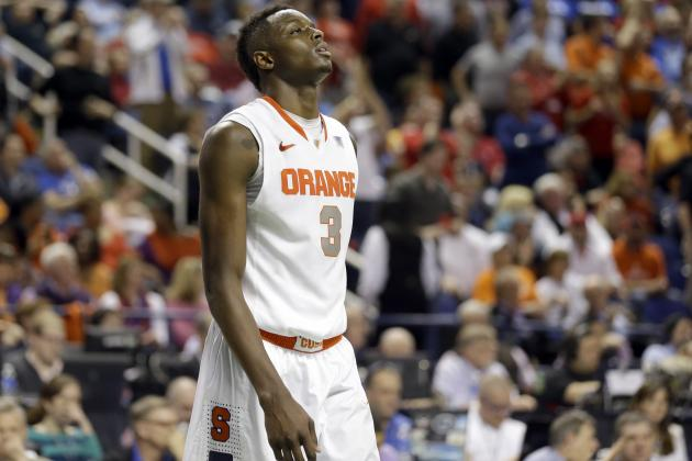 Syracuse vs. Western Michigan Betting Line, South Bracket Pick