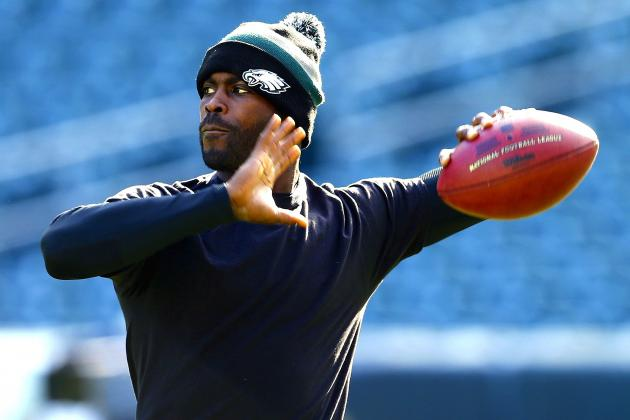 Michael Vick Rumors: Latest News and Speculation on Raiders, Bengals and More