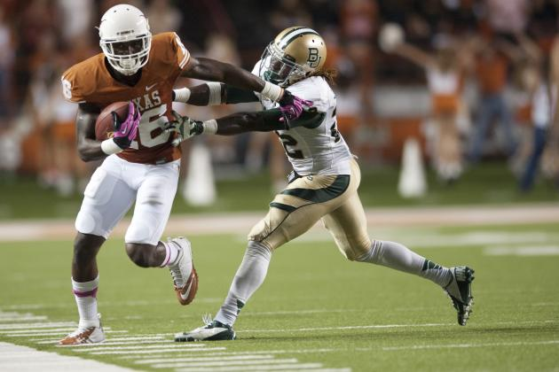 Texas WR Bryant Jackson Retires, LB Aaron Benson Gives Up Football
