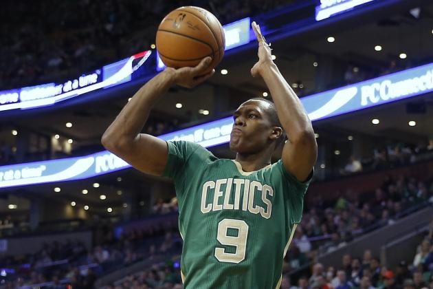 Rajon Rondo Making His Value Known from Long Range