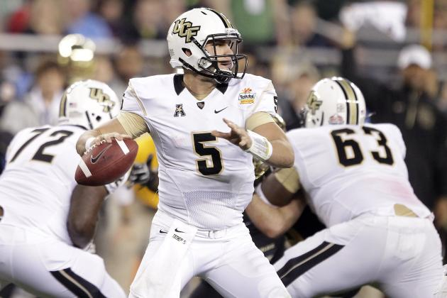 Blake Bortles' Upside Makes Him a Great Fit for the Minnesota Vikings