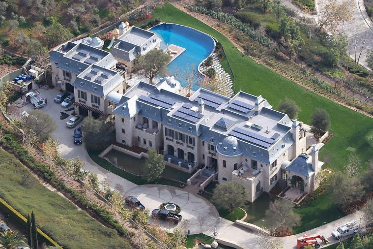 Tom Brady and Gisele Bundchen Reportedly Selling Massive Year-Old LA Estate