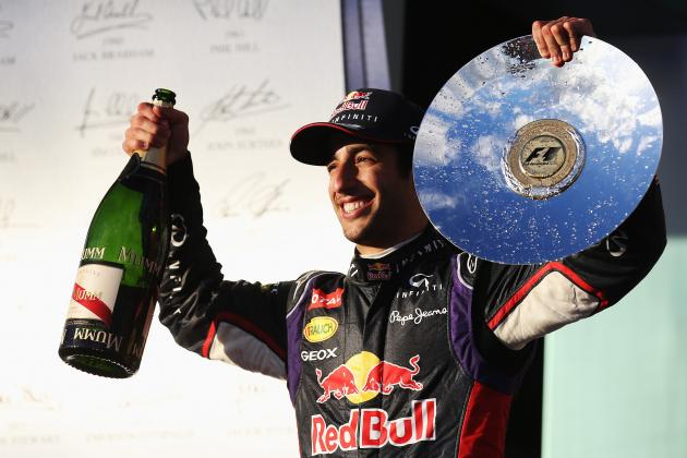 Daniel Ricciardo Disqualified, and for Now Still Dismissed, by Elitist Formula 1