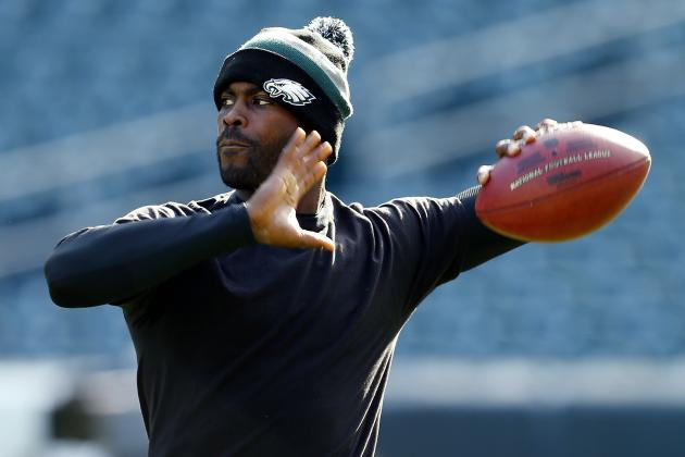 Michael Vick Reportedly Will Visit New York Jets