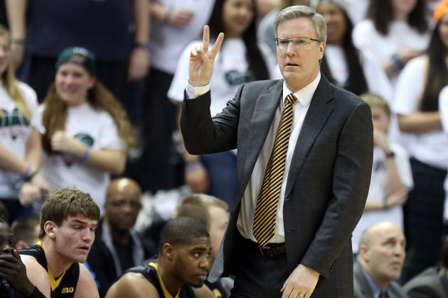 McCaffery Will Coach Tonight After Son's Surgery