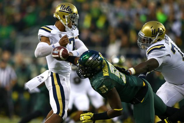 Oregon Football: Who Will Provide Ducks' Big Plays on Defense in 2014?