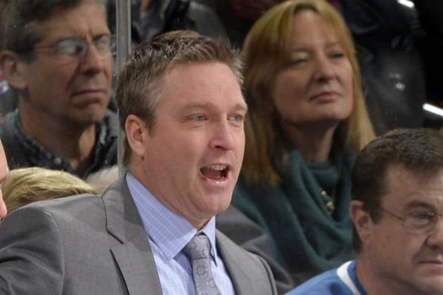 Patrick Roy Still Shoo-in for Coach of Year After Spoiled Montreal Homecoming