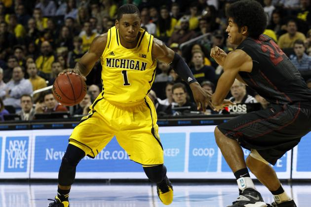Projecting Glenn Robinson III's Stat Line and Blueprint for Success vs. Wofford