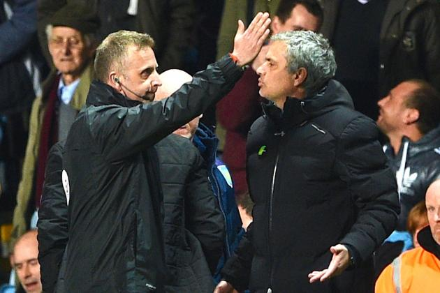 Jose Mourinho Requests Personal FA Hearing After Aston Villa vs. Chelsea Charge