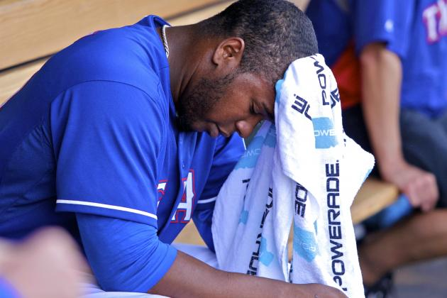 Neftali Feliz Discusses Difficult Road Back from Tommy John Surgery