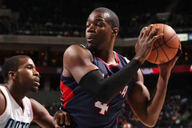 Hawks' Paul Millsap Records First Triple-Double in 600th Career Game
